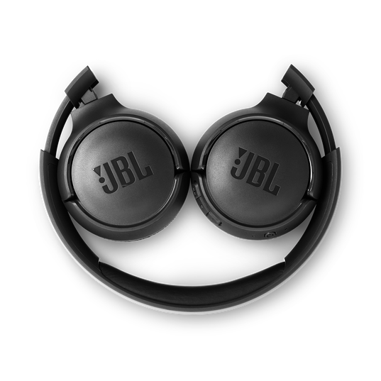 JBL TUNE 560BT - Black - Wireless on-ear headphones - Detailshot 2