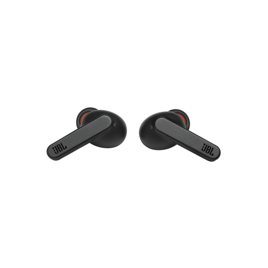 Live Pro+ TWS - Black - True Wireless In-Ear NC Headphones - Front