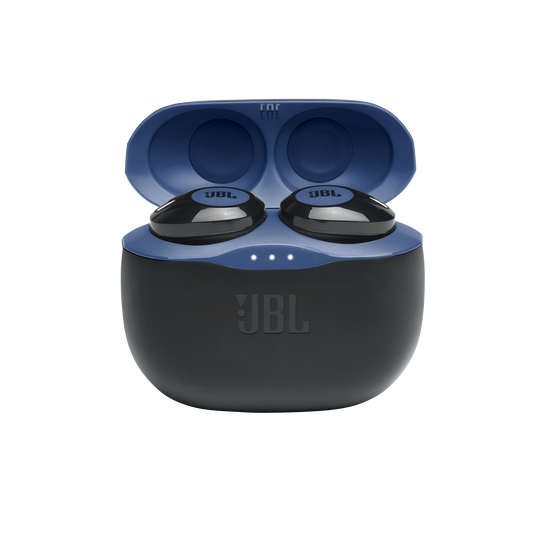 JBL Tune 125TWS - Blue - True wireless in-ear headphones - Detailshot 3