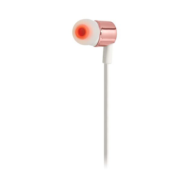 JBL TUNE 210 - Rose Gold - In-ear headphones - Detailshot 3