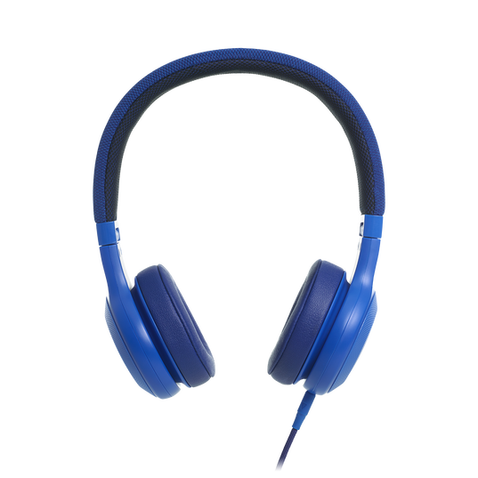 E35 - Blue - On-ear headphones - Detailshot 2