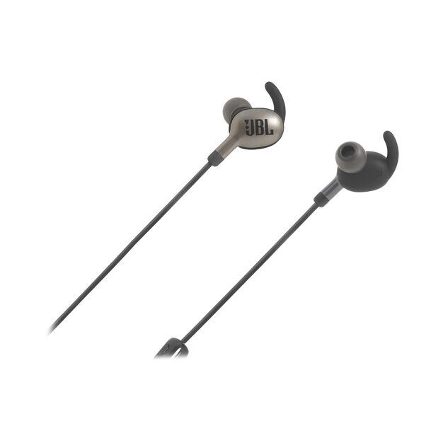 EVEREST 110GA - Gun Metal - Wireless in-ear headphones - Front