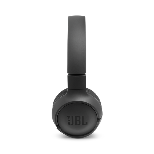JBL TUNE 560BT - Black - Wireless on-ear headphones - Left