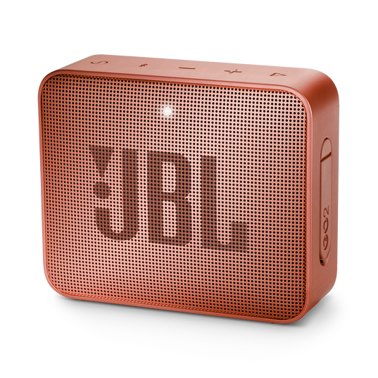 JBL GO 2 - Sunkissed Cinnamon - Portable Bluetooth speaker - Hero