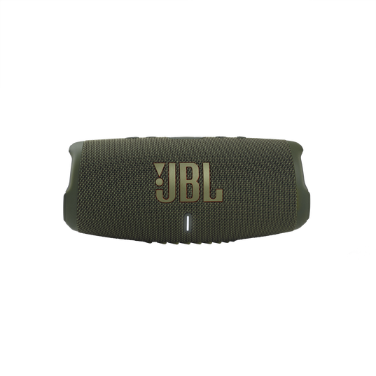 JBL CHARGE 5 - Forest Green - Portable Waterproof Speaker with Powerbank - Front