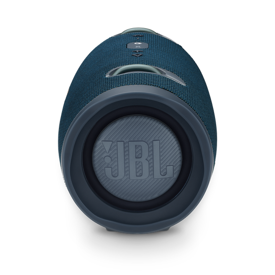 JBL Xtreme 2 - Ocean Blue - Portable Bluetooth Speaker - Left