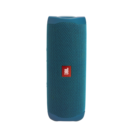 JBL Flip 5 Eco edition - Ocean Blue - Portable Speaker - Eco edition - Hero