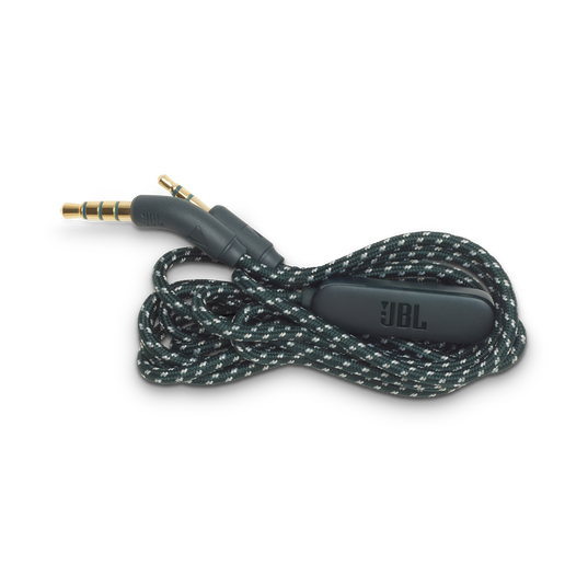 JBL Audio cable for Live 400/500BT - Teal - Audio cable - Hero