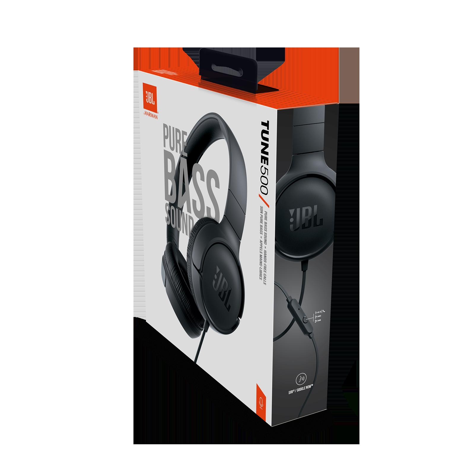 JBL TUNE 500 | Wired on ear headphones