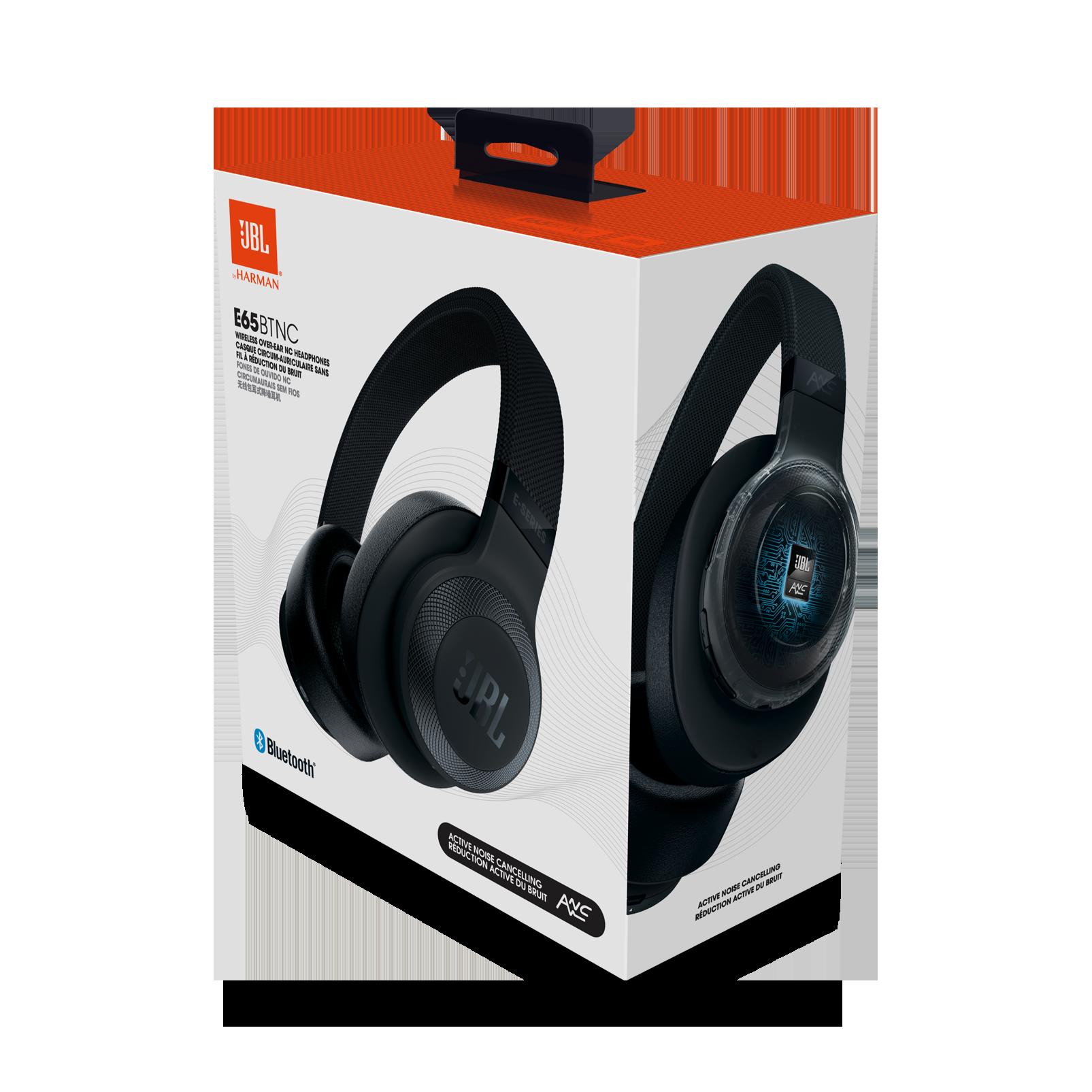 JBL E65BTNC | Wireless over ear noise cancelling headphones