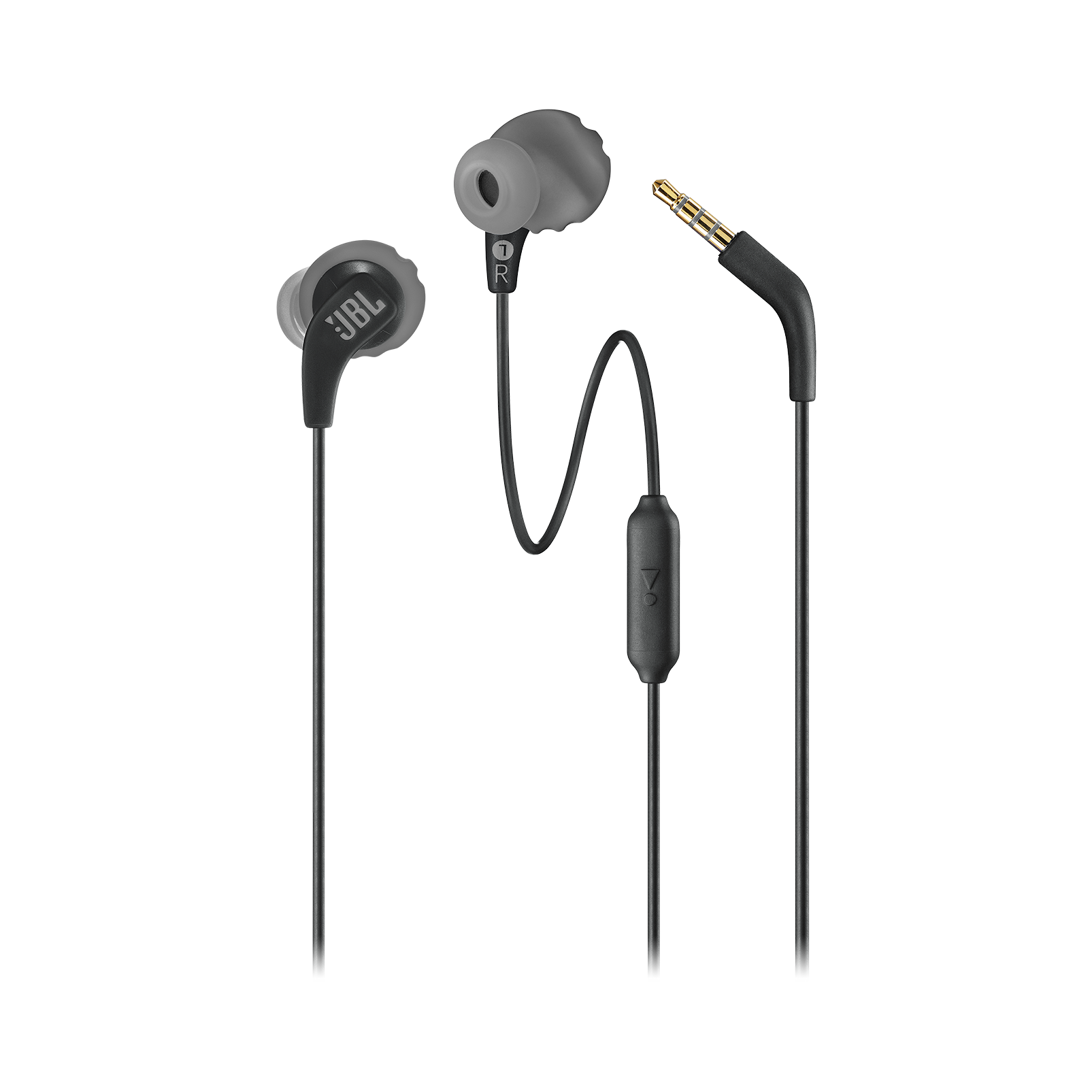 Jbl Endurance Run Sweatproof Wired Sports In Ear Headphones