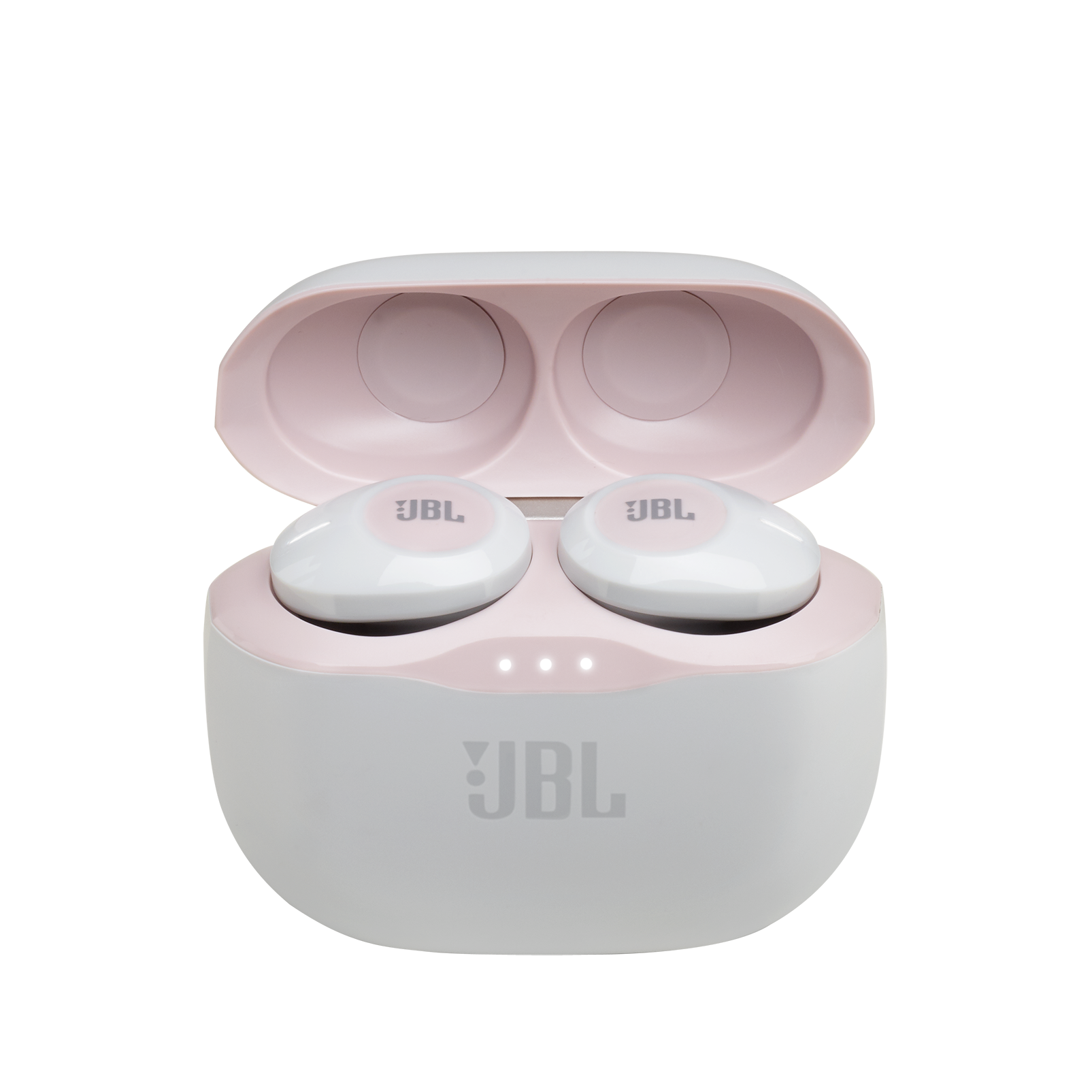 JBL TUNE 120TWS - Pink - Truly wireless in-ear headphones. - Hero